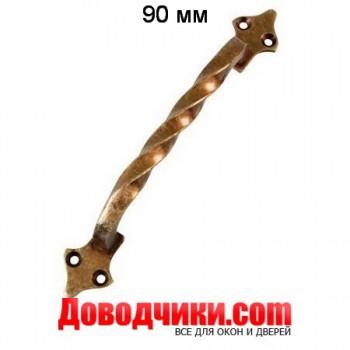 Amig Ручка-скоба 90 мм мод.1002 антик