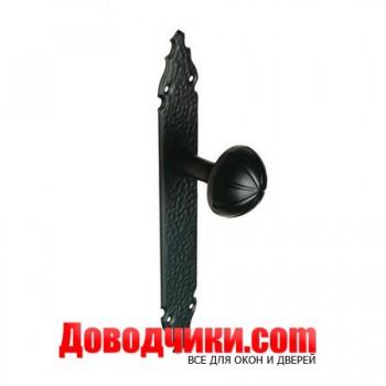 Amig Дверная ручка-кнопка мод.19 с планкой