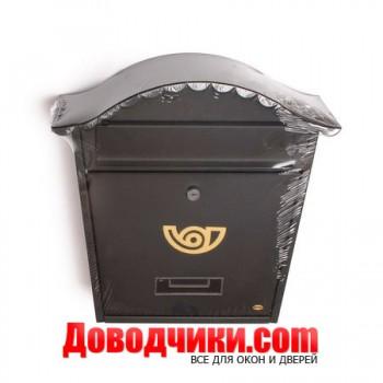 Amig Почтовый ящик мод.1 чёрный