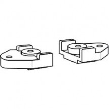 Пластины для установки скользящего канала G96 N20