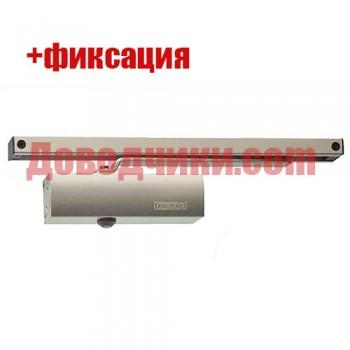 Доводчик Geze TS 3000 EN 1/2/3/4   фиксация
