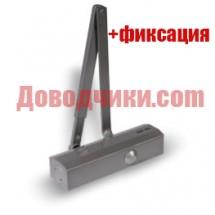 Доводчик GU BKS OTS 210   фиксация