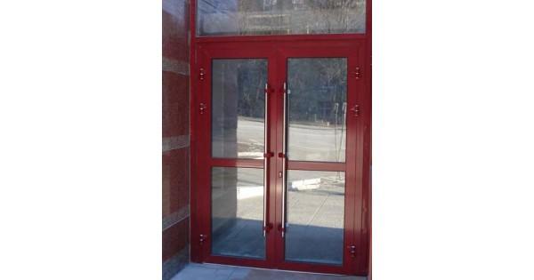 двери наружные металлические в пушкино