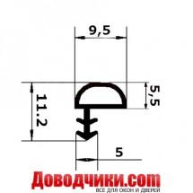 Уплотнитель двери 10511